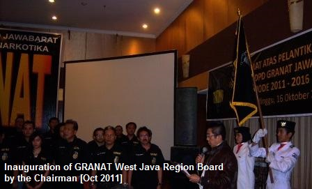 2011 Oct West Java Region