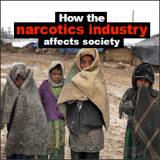 The Narcotics Industry – A Dirty Business