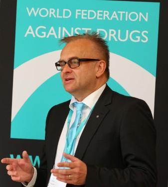 Speech by Mr. Sven-Olov Carlsson, International President, World Federation Against Drugs