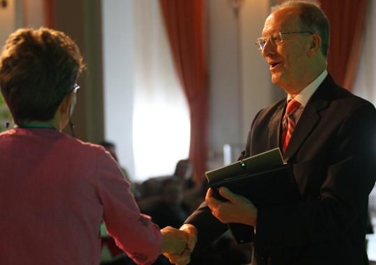 The 1st Nils Bejerot Award