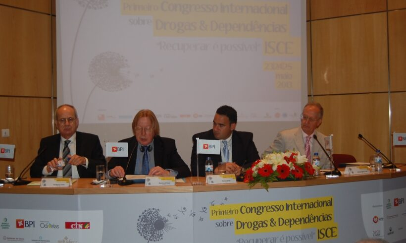 International Congress on Drugs & Dependencies: Recovery is Possible