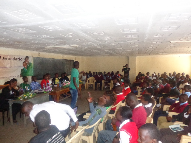 2014 Student Convention on Drugs in Kenya