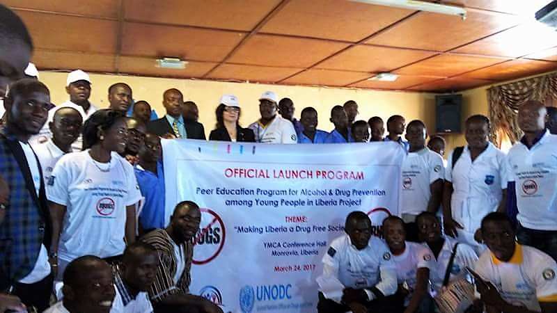 Peer Education program launched in Liberia