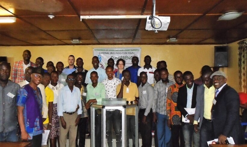 First National Drug Prevention Youth Conference in Liberia