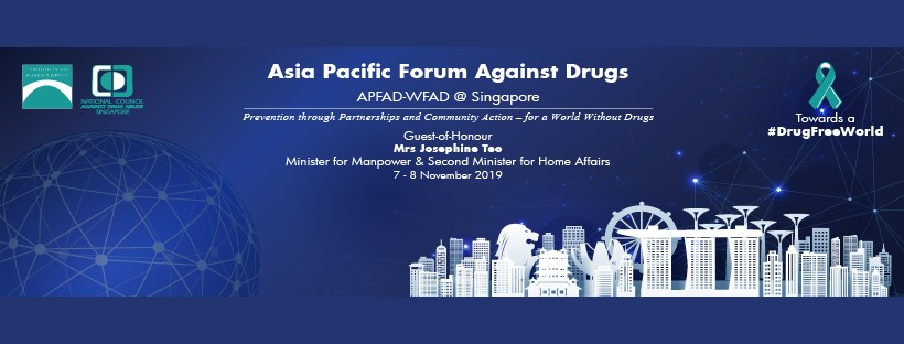 Asian Pacific Forum Against Drugs 2019