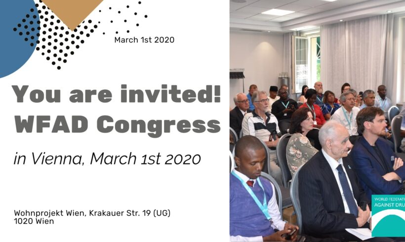 WFAD Annual Congress 1 March 2020