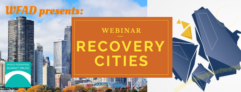 Welcome to Webinar on Recovery Cities!
