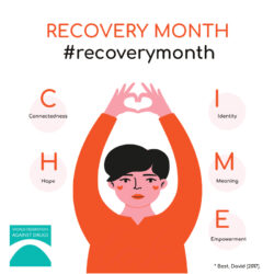 Recovery Month!