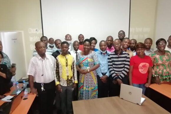 WFAD-DRC Training of Trainers