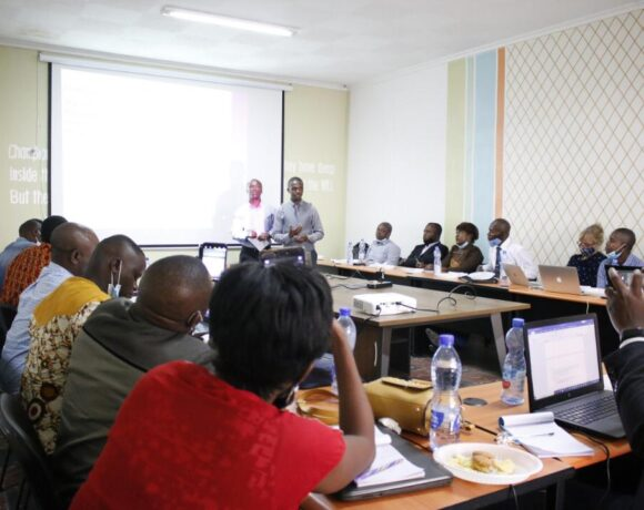 WFAD-DRC- Sober Youth- Healthier Communities: Kick off of the Training of Trainers  in Kinshasa