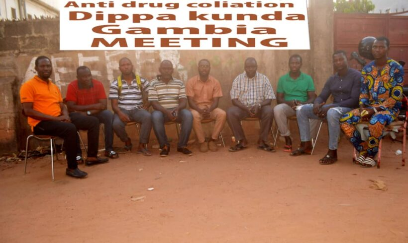 Dippa Kunda Community Discuses Strategies for the Prevention of Drug Abuse