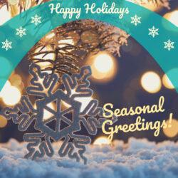 Seasonal Greetings!