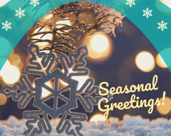 Seasonal Greetings!