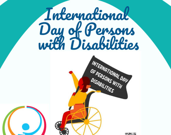 International Day of Persons with Disabilities – &KIDSEG