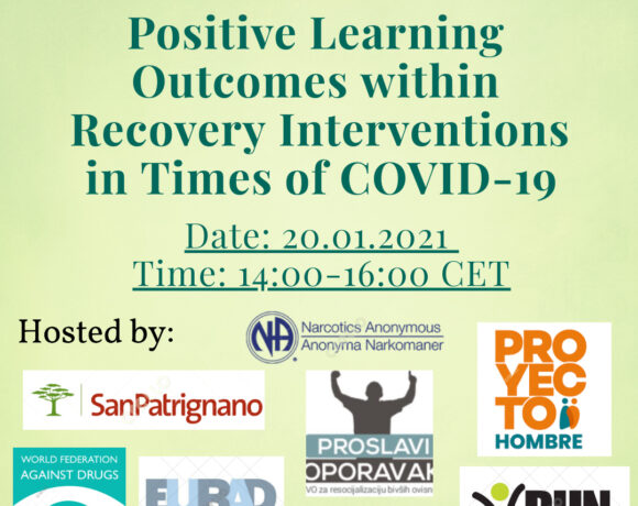 Summary – Positive Learning Outcomes within Recovery Interventions During COVID-19