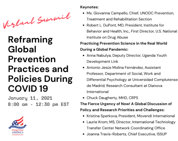 Recap – Reframing Global Prevention Practices and Policies During COVID-19