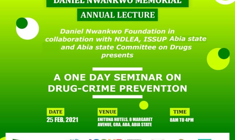 One-Day Seminar on Drug-Crime Prevention