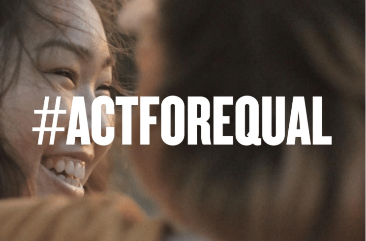 #ActForEqual
