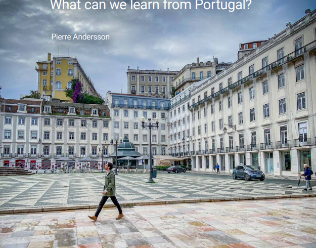 Learning Outcomes from Portugal