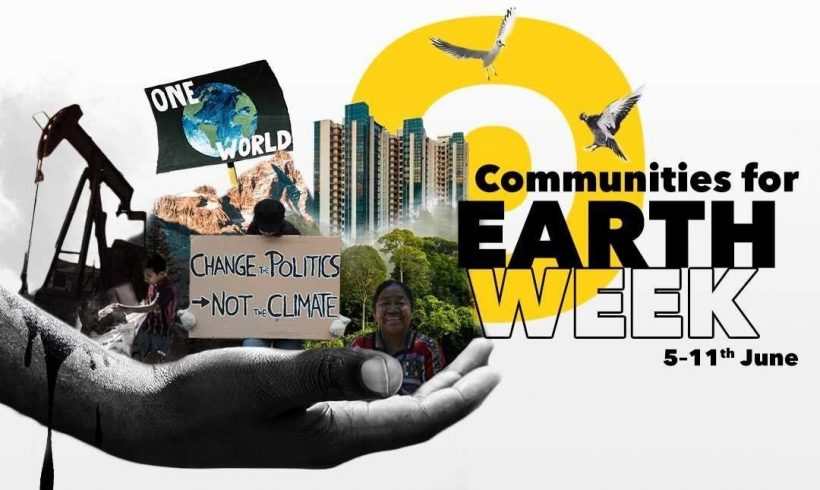 Earth week – Highlighting the Photovoicing Project