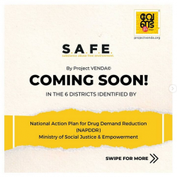 S.A.F.E – Launch of 6 districts in Kerala