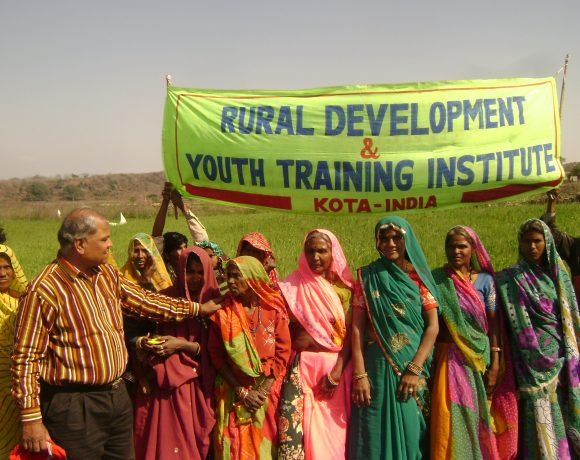 Our Drug-Free and Community Development Activities – Rural Development & Youth Training Institute, Kota – India