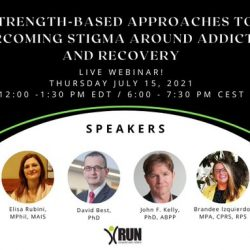 Summary – Strength-Based Approaches to Overcoming Stigma around Addiction and Recovery