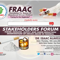Successful Stakeholders' Forum – Foundation for Rescue of Abandoned African Children