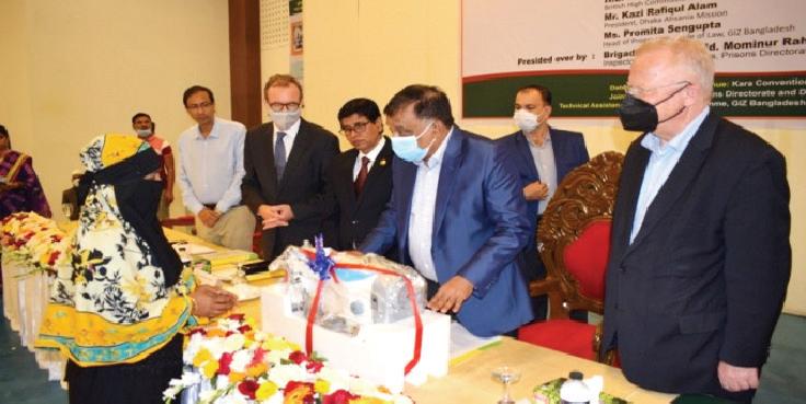 Newsletter of Member Dhaka Ahsania Mission