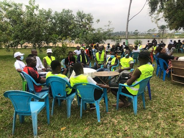 Kinshasa-DRC: Sober Youth Project – Partner Interactions concludes psychotherapeutic support through a recreational activity with the youth – former kulunas