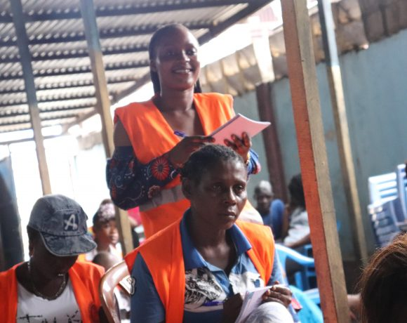 Sober Youth-Healthier Communities Project: 50 young girls/women trained in entrepreneurship concepts and income-generating activities by partner DASOD