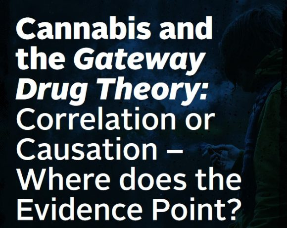 Research Report by Dalgarno Institute: Cannabis and the Gateway Drug Theory