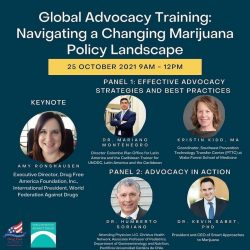 Global Policy Advocacy Training – October 25th, 2021, at 3pm CEST