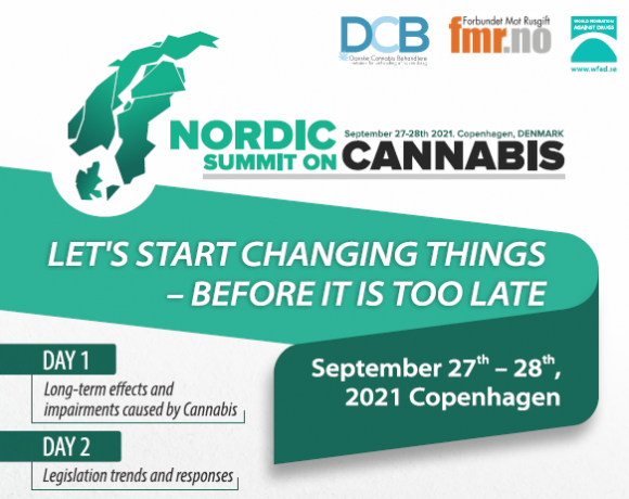Nordic Summit on Cannabis – Summary and Recordings