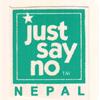 Just Say No Nepal